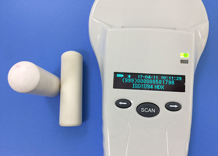 ISO11784/5 Cattle Mineral Bolus 134.2khz Frequency With Bioceramic Material